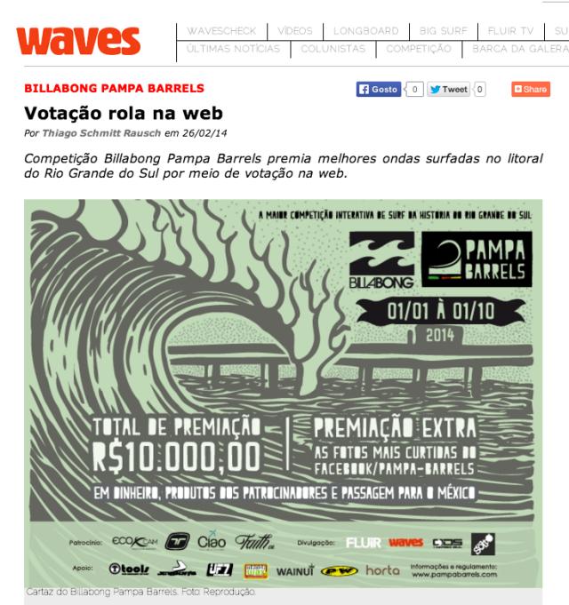 Divulgação Waves