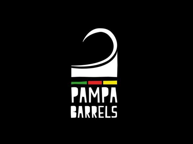 Logo pampa preto