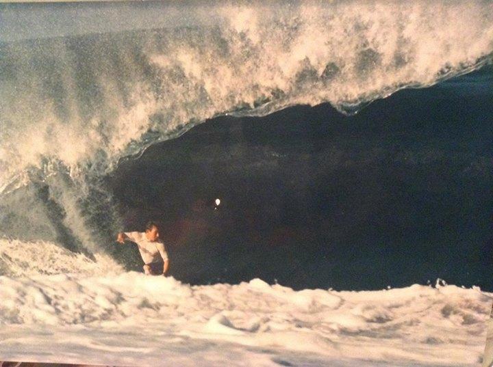 Marcelo Lemos,Puerto Escondido. 2000