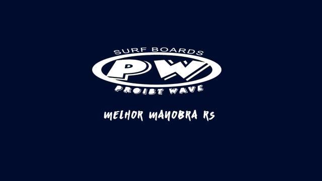 Proibt Wave Melhor Manobra RS