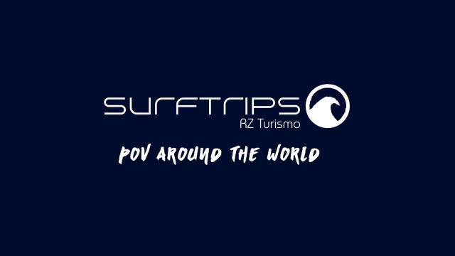 Surf Trips POV around The World