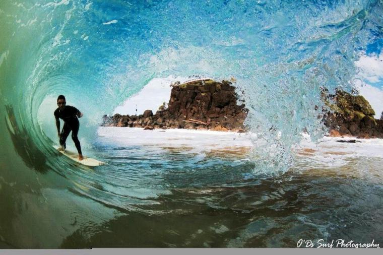 Froggies, Gold Coast - Austrália  Foto: O'Ds Surf Photografy