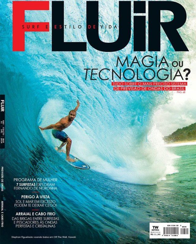 Revista Fluir de março