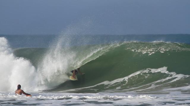 Surfista: Thomaz Crocco - Local: Puerto Escondido - Cinegrafista: Babby Quiñones