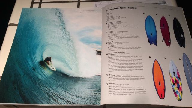 Thiago Rausch Surfer