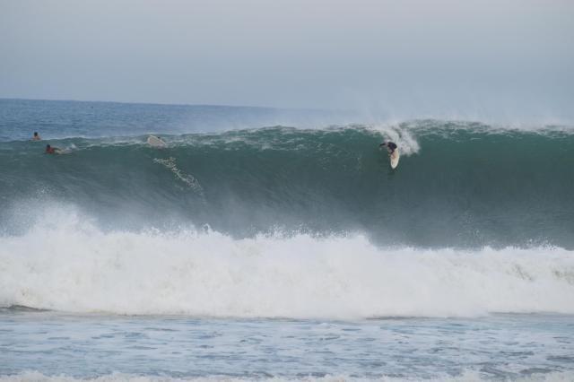 Rodrigo Dornelles, Puerto Escondido - México. Foto Buho Jarquin